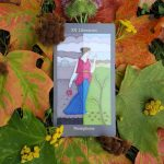 Persephone Mandala on leaves