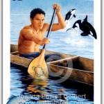 gaian 7-canoe
