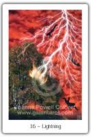 gaian 16-lightning